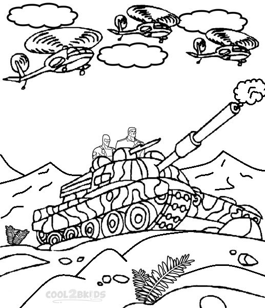 g i joe coloring pages Printable GI Joe Coloring Pages For Kids | Cool2bKids g i joe coloring pages