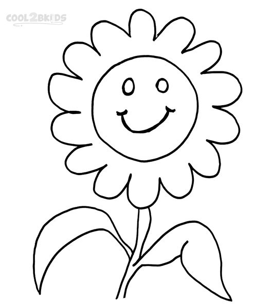 coloring smiley face pages - photo#28