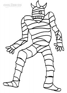 Agile image pertaining to mummy printable