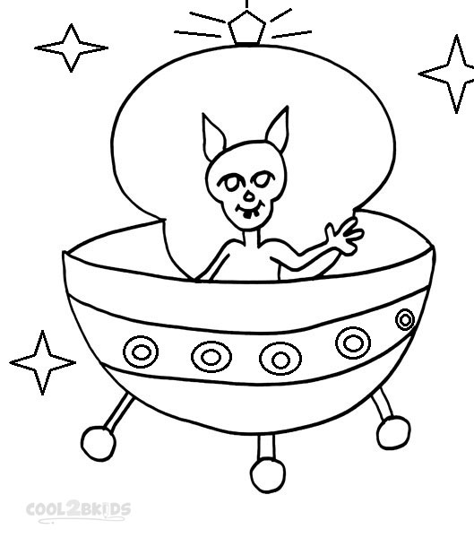 Images of Spaceship Coloring Pages Printable
