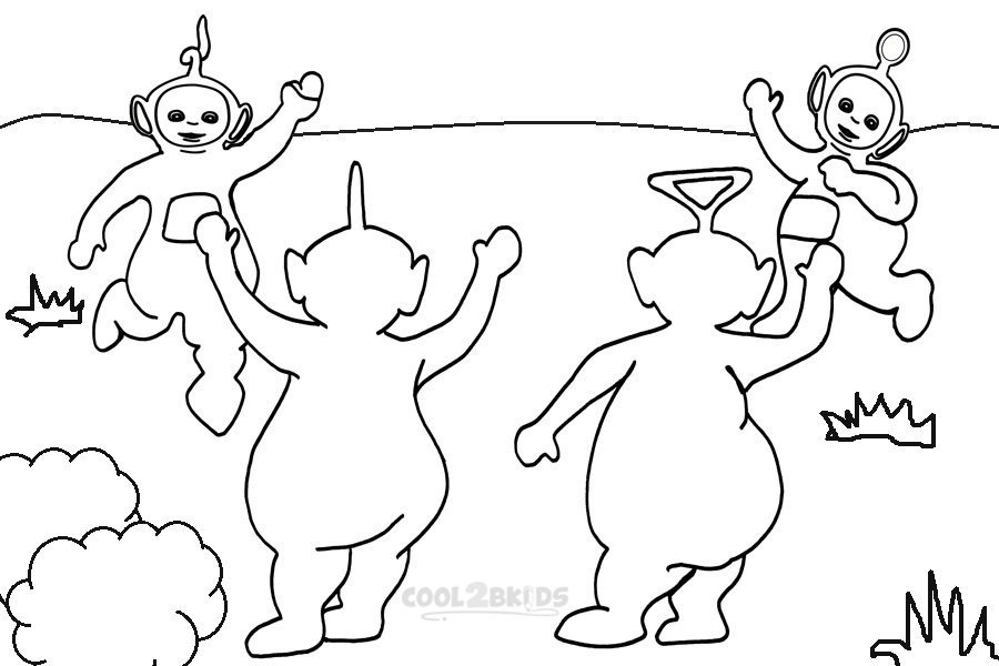 Free Coloring Pages Of Cbeebies Games