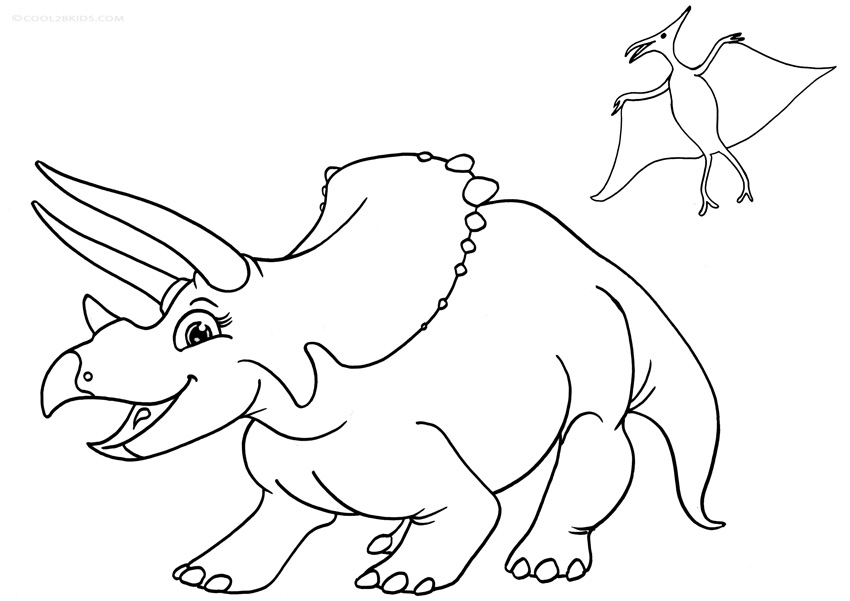 triceratops coloring page printable triceratops coloring pages for kids cool2bkids