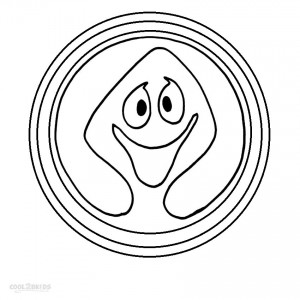 Ghostbuster Coloring Pages