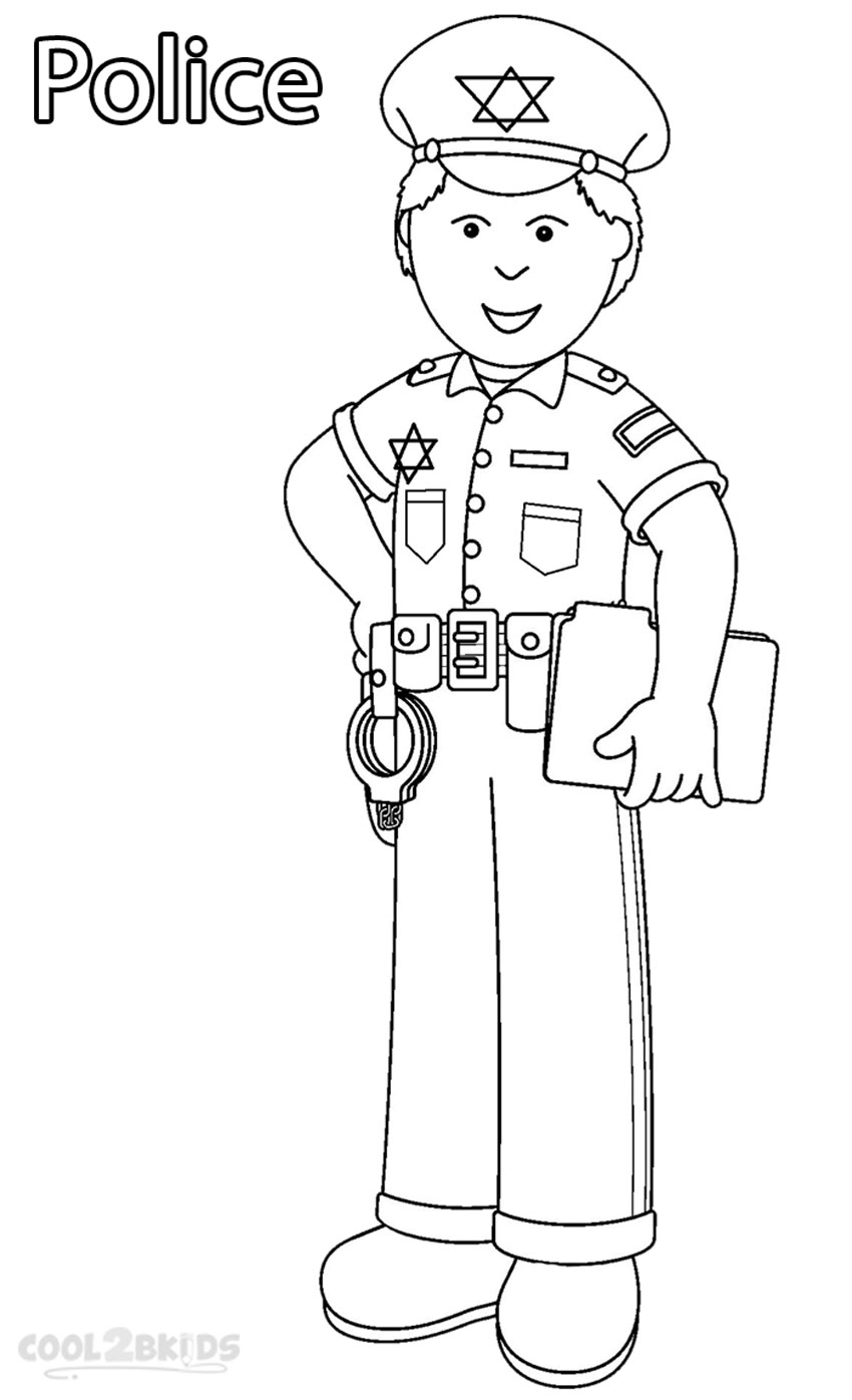 coloring pages community helper - photo#2