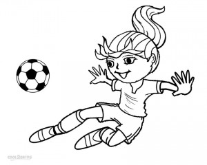 Football Player Coloring Pages to Print