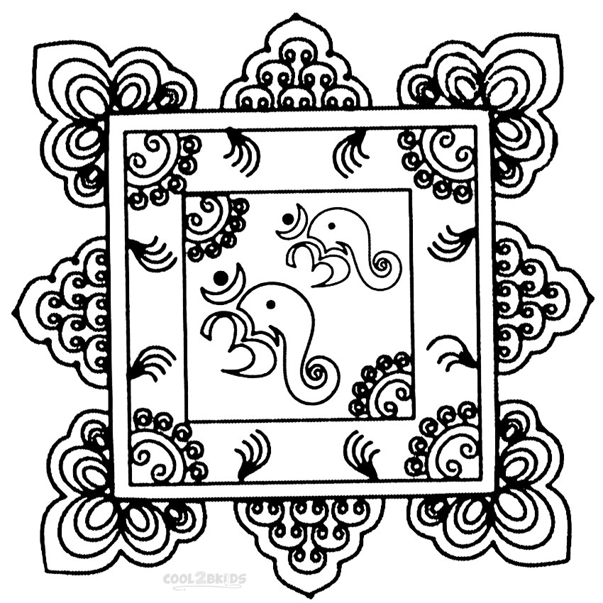 Joyful Coloring Pages