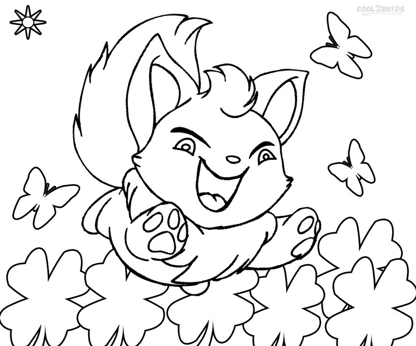 neopets coloring pages printable | Printable Neopets Coloring Pages For Kids | Cool2bKids