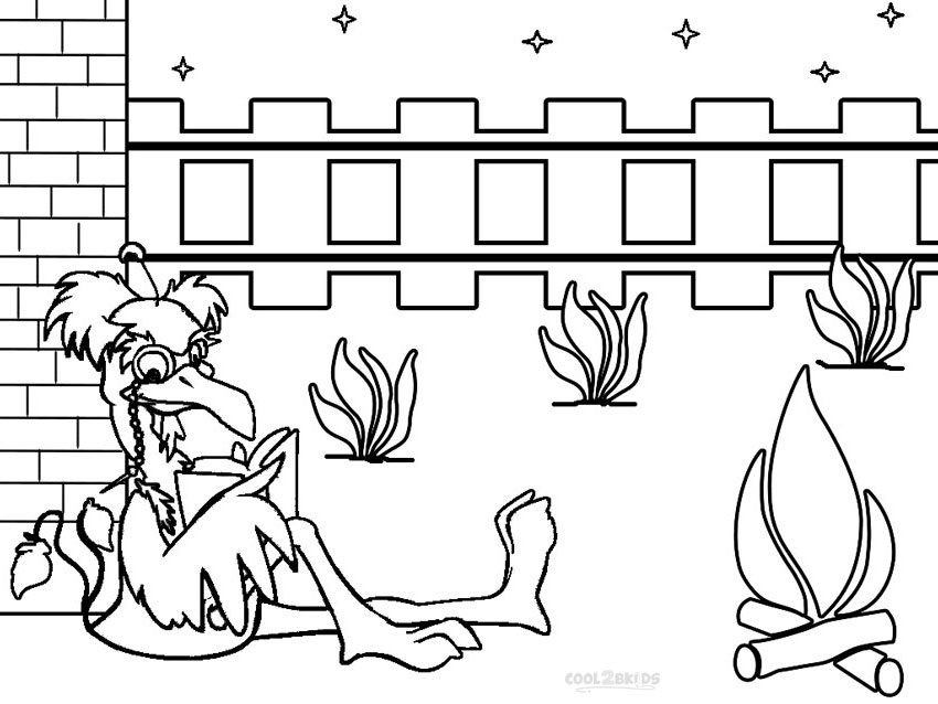 neopets coloring pages printable - photo#31