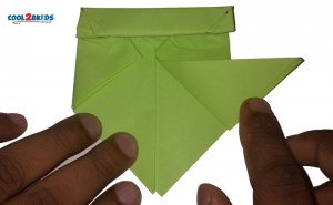 Origami Paper Frog 12