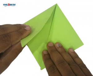 Origami Paper Frog 5