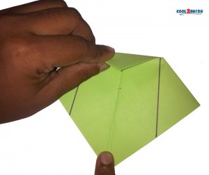 Origami Paper Frog 7