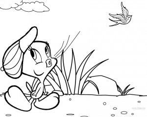 Printable Tweety Coloring Pages