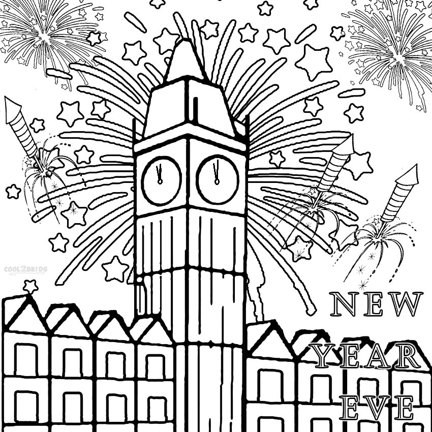 printable fireworks coloring pages for kids cool2bkids - Firework Coloring Pages Printable