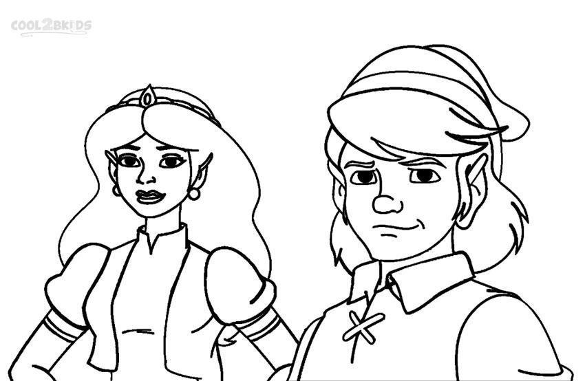 Loz - Legend Of Zelda Skyward Sword Coloring Pages - 551x663 PNG ... | 554x850