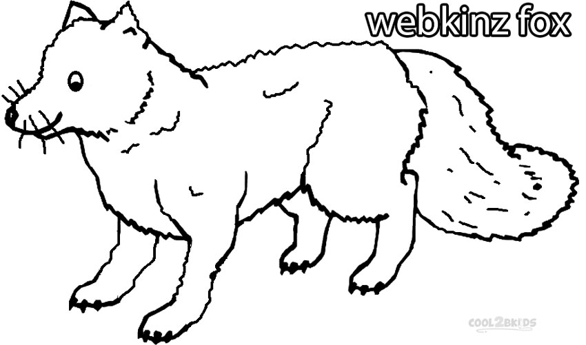 webkinz coloring pages free - photo#26