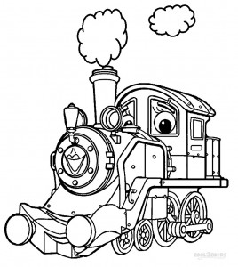 Chuggington Coloring Pages to Print
