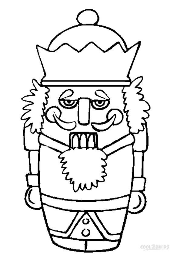 coloring pages of nutcrackers - photo#11