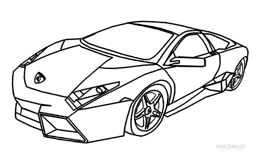 lambo coloring pages printable lamborghini coloring pages for kids cool2bkids