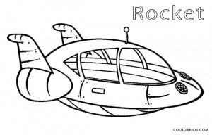Little Einstein Rocket Coloring Pages