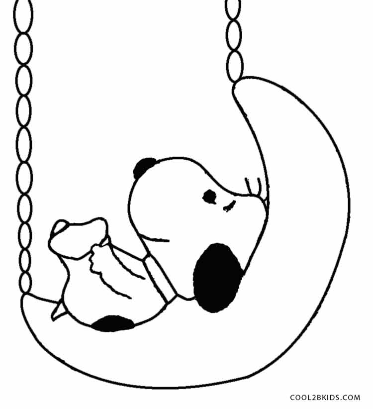Printable Coloring Pages Of Snoopy Furthermore Graphing Linear ...