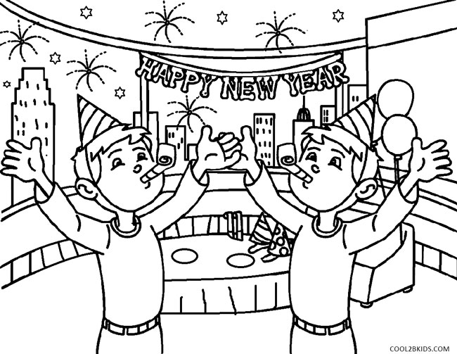 year 2009 coloring pages - photo#22