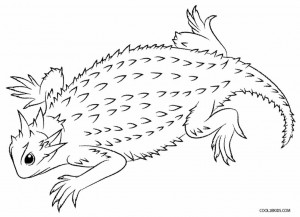 lizard and snake coloring pages - photo#36