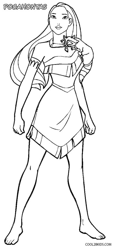 Pocahontas coloring pages | Free Coloring Pages | 850x392