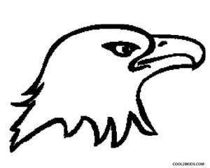 eagles kids coloring pages - photo#27