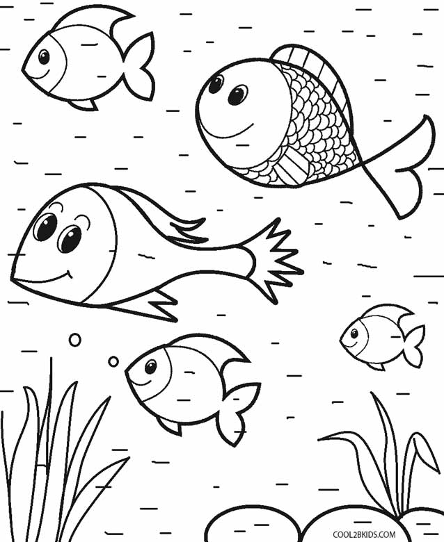 Printable Toddler Coloring Pages For Kids Cool2bKids