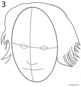 How to Draw the Joker Step 3