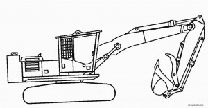 Printable John Deere Coloring Pages