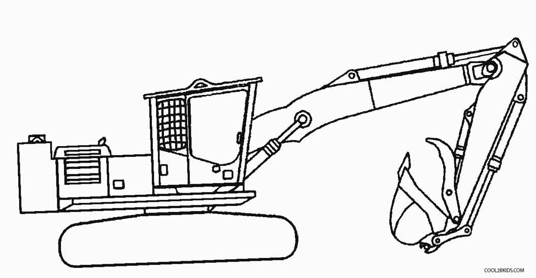 printable john deere coloring pages - John Deere Combine Coloring Pages