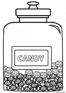 a lot of candy coloring pages   Printable Candy Coloring Pages For Kids   Cool2bKids