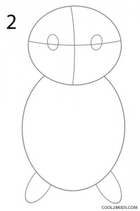 How to Draw a Hamster Step 2