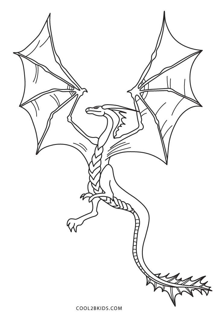 image regarding Dragon Printable called Printable Dragon Coloring Webpages For Young children Great2bKids