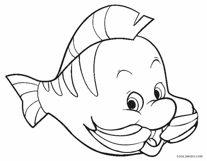 Printable Disney Coloring Pages