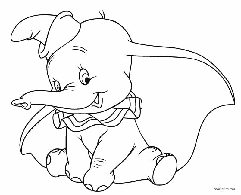 Coloring Pages Printable Disney Coloring Pages For Kids