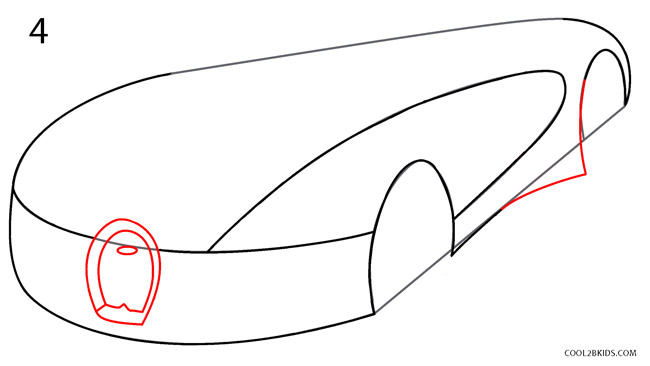 how to draw a bugatti step by step pictures cool2bkids. Cars Review. Best American Auto & Cars Review