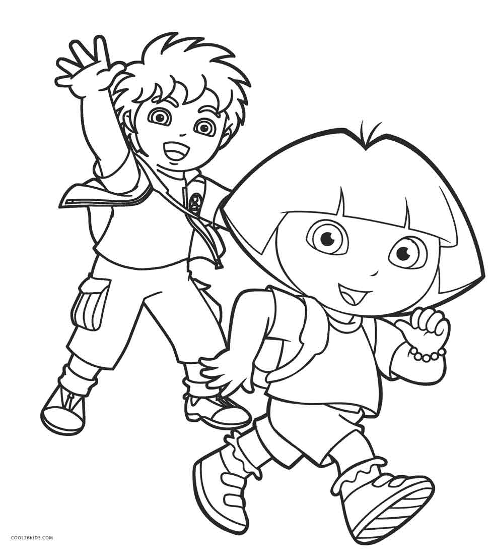 deigo coloring pages - photo#18