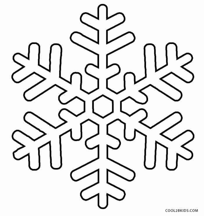 Snowflake coloring page murderthestout for Snowflake coloring page