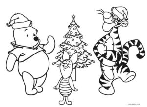 Winnie the pooh coloring pages - Hellokids.com | 218x300