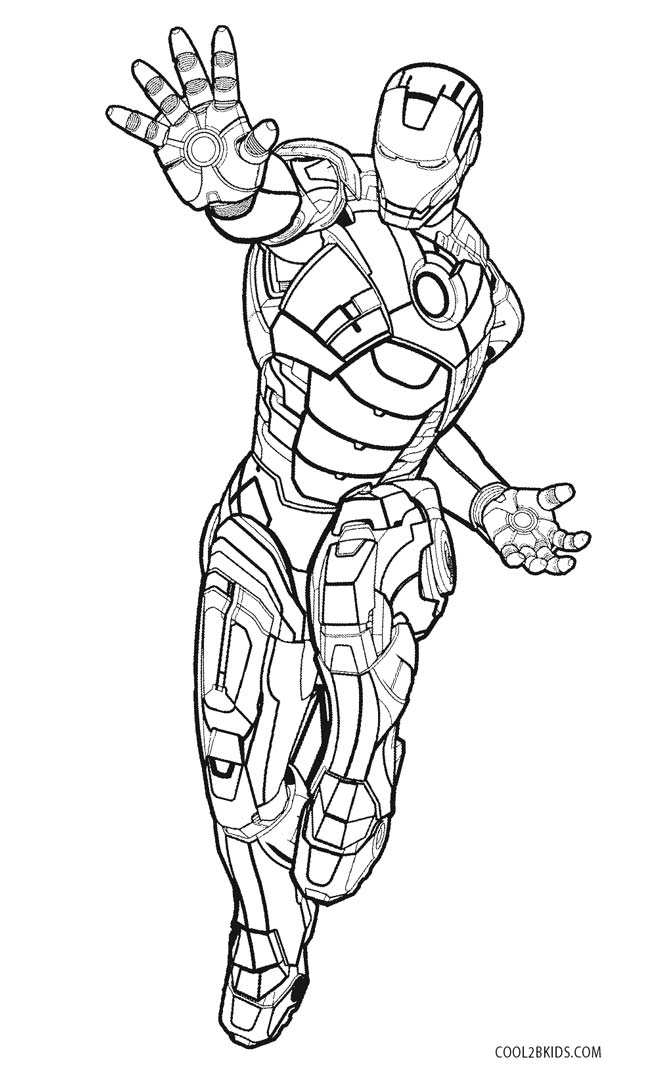 photo relating to Iron Man Printable Coloring Pages referred to as Totally free Printable Iron Male Coloring Webpages For Little ones Interesting2bKids