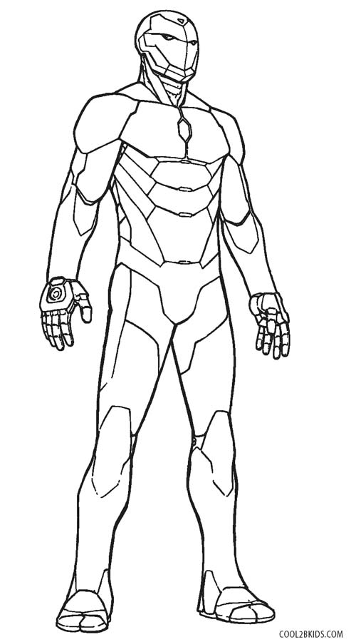 photo relating to Iron Man Printable Coloring Pages referred to as Cost-free Printable Iron Guy Coloring Internet pages For Youngsters Awesome2bKids