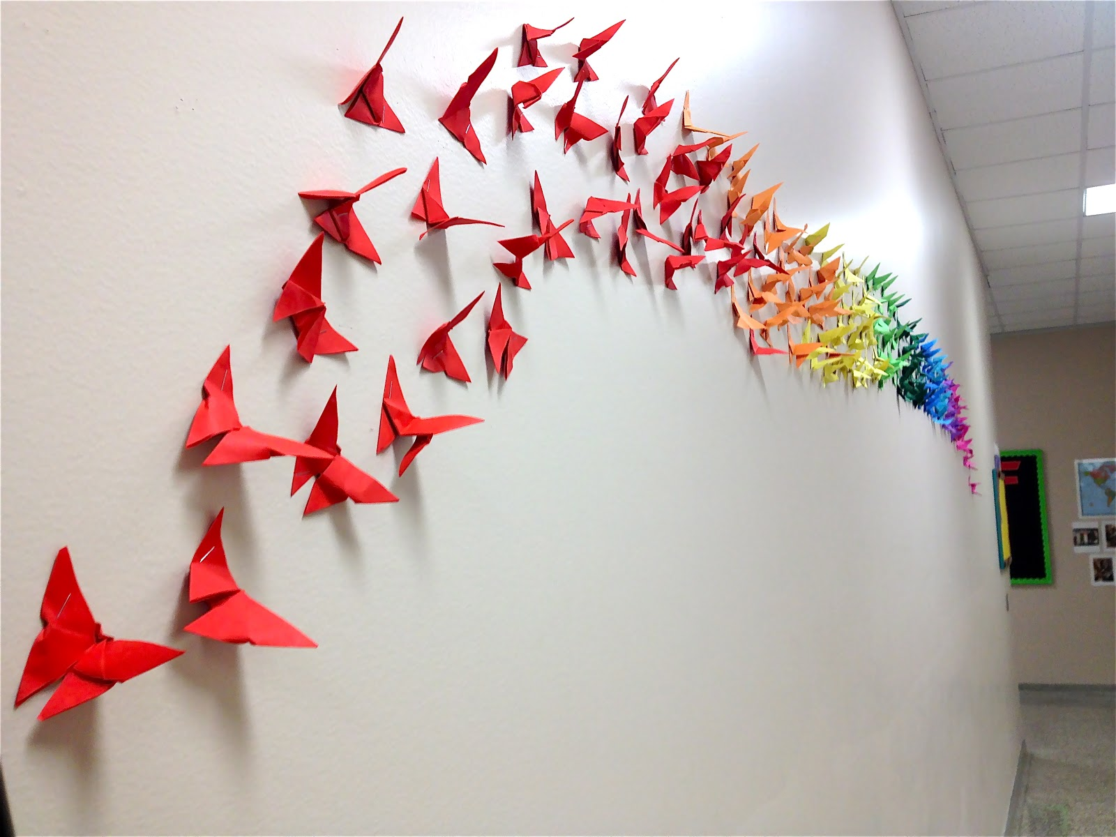 How to Make an Origami Butterfly | Cool2bKids - photo#22