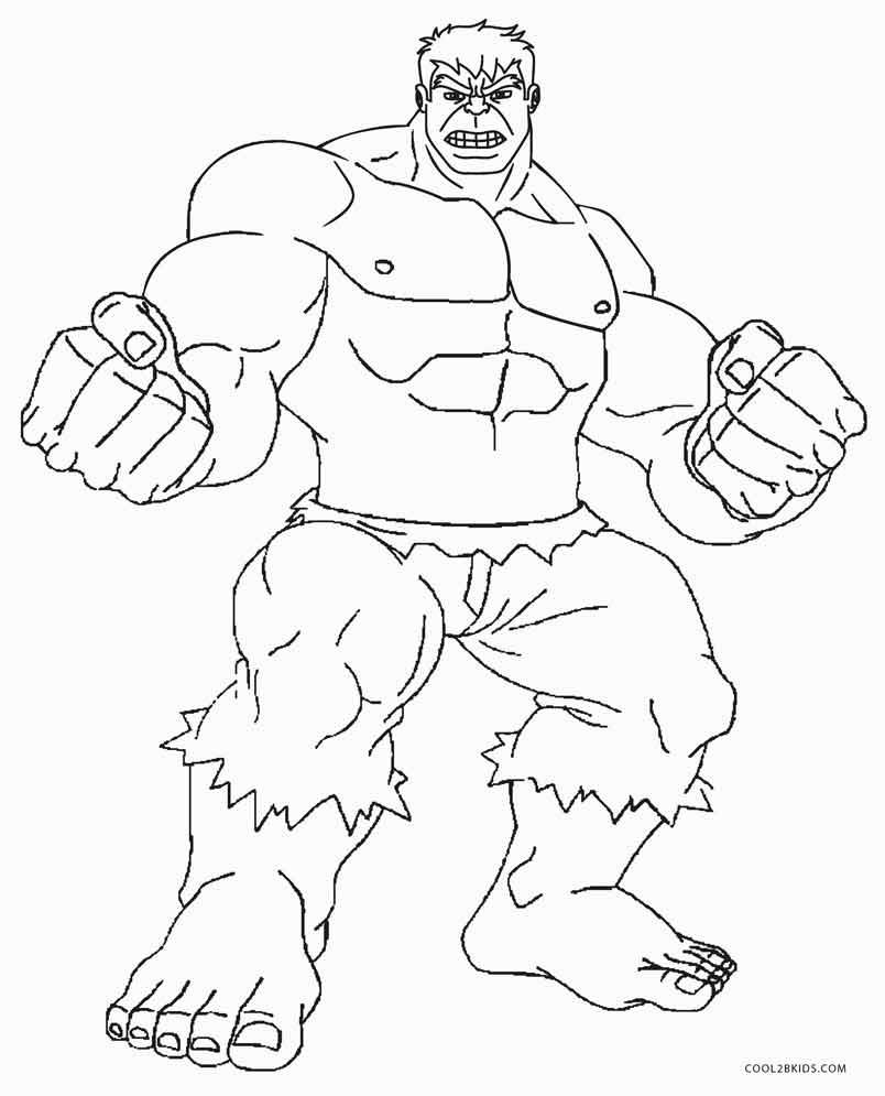 Comic Book Coloring Pages Cool2bKids