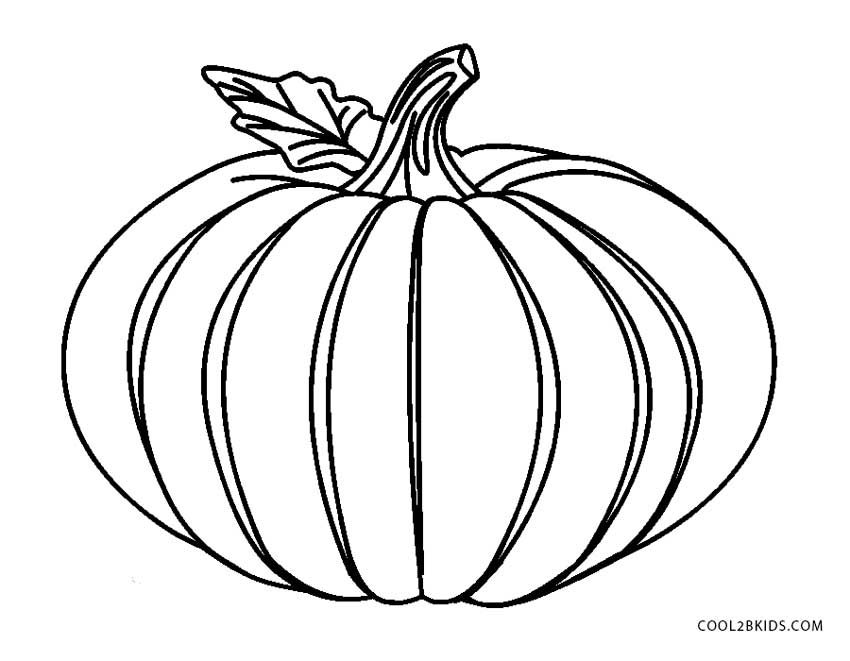 Free printable pumpkin coloring pages for kids cool2bkids for Coloring pages pumpkin free