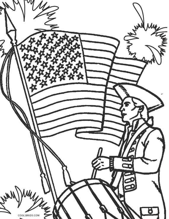 Free Printable Veterans Day Coloring