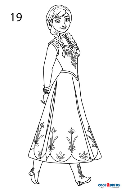 How to Draw Anna (Step...