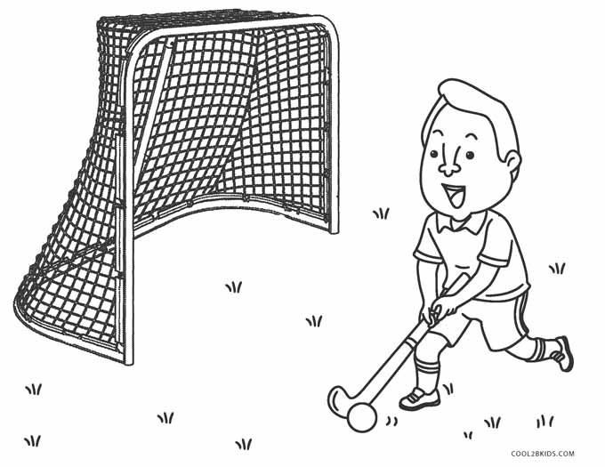 Free Printable Hockey Coloring Pages For Kids | Cool2bKids