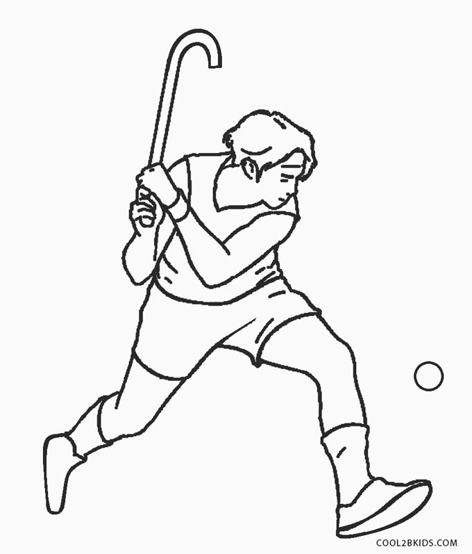 nhl printable coloring pages - photo#45